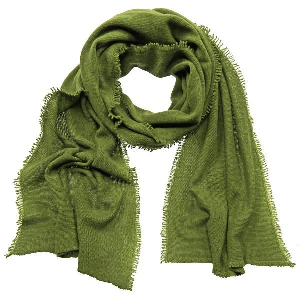 Kaschmirschal grün Eagle products