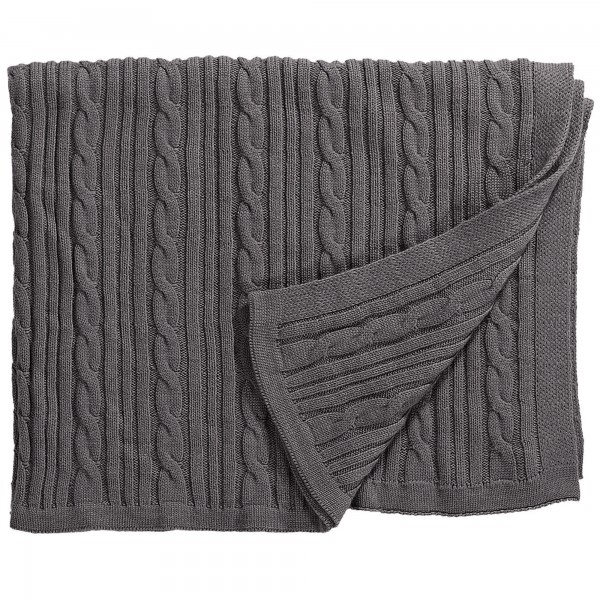 Strickdecke San Marco grau Eagle products