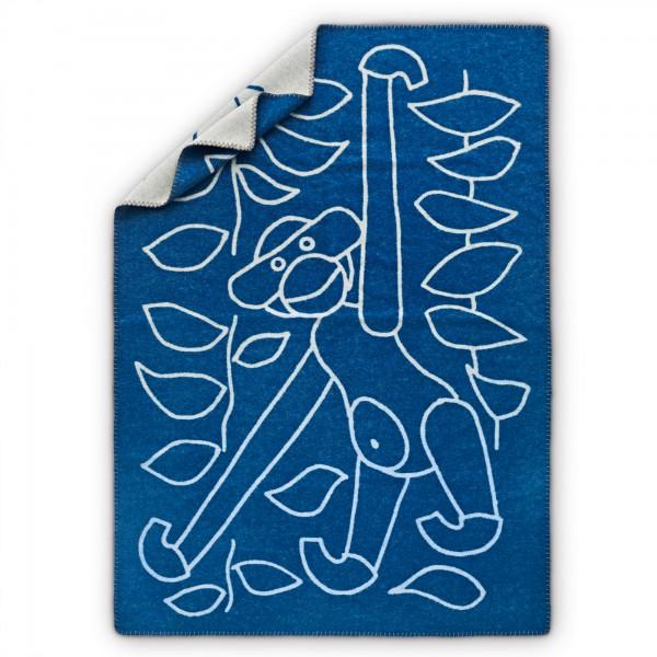 Kinderdecke Kay Bojesen blau