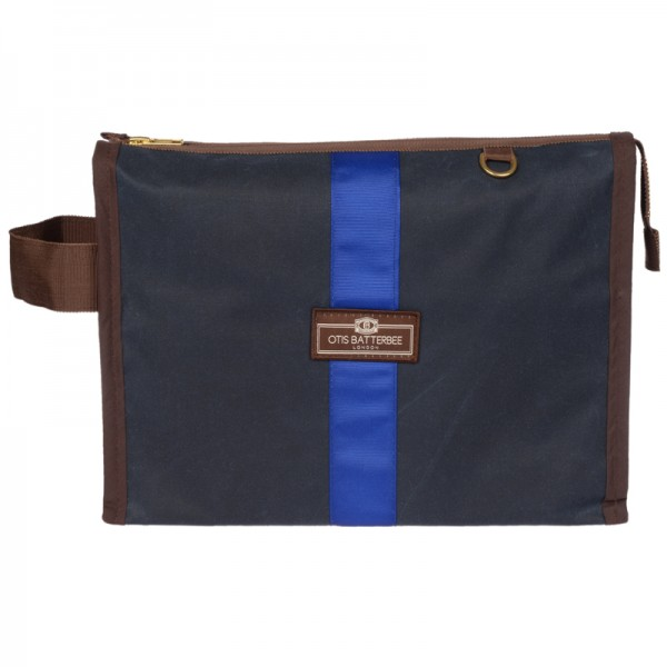Kulturtasche Grand Tour blau Otis Batterbee