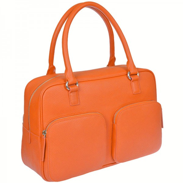 Chi Chi Fan City Bag orange