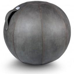 Stilvoller Sitzball Veel grau