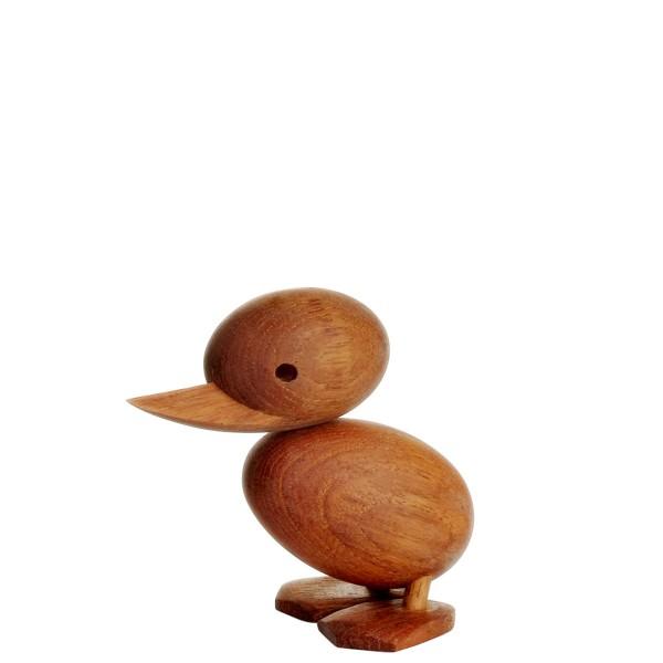 Duckling Holzfigur Ente Architectmade
