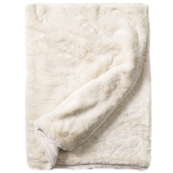 Webpelzdecke polarbär Newport Collection