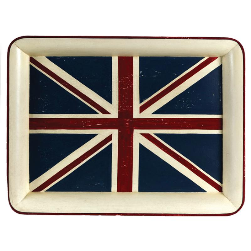 serviertablett englische flagge tabletts servieren. Black Bedroom Furniture Sets. Home Design Ideas