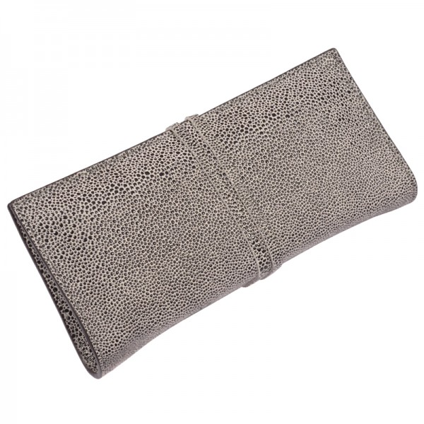 Pinetti Clutch Ari Grau
