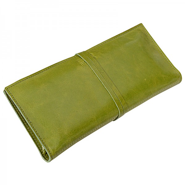 Pinetti Clutch Grün