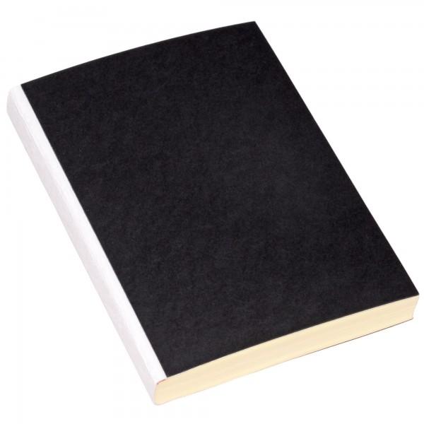 Buchblock blanco