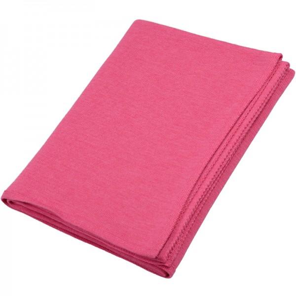 Merino Decke Valerie magenta / pink
