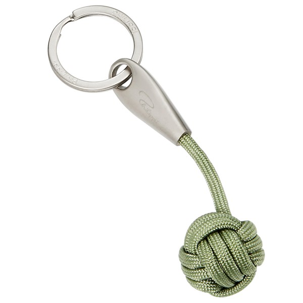 Philippi Schlüsselanhänger Knot grün