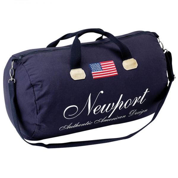 Fitnesstasche Cypress Point blau Newport Collection