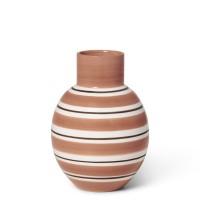 Kähler Design Omaggio Nuovo Vase Terrakotta 14,5 cm