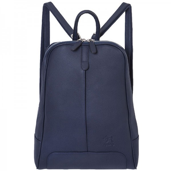 Lederrucksack Damen blau Reddog Design