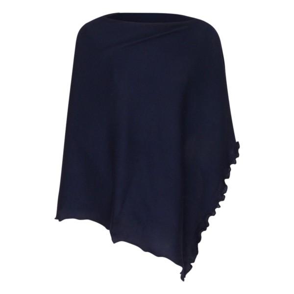 Wollcape Fiona marineblau Eagle products
