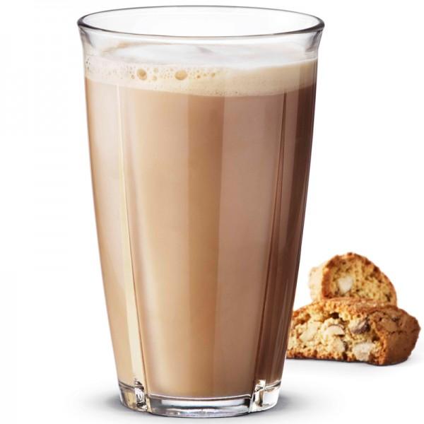 Latte Macchiato Glas 4 er Set
