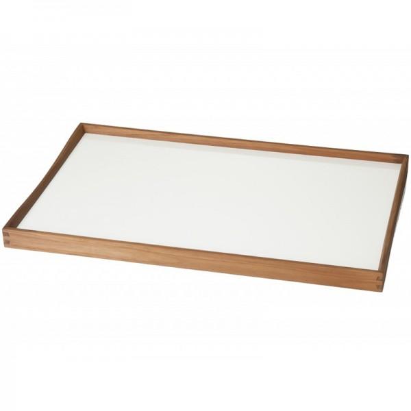 Tablett Turning Tray weiß ArchitectMade
