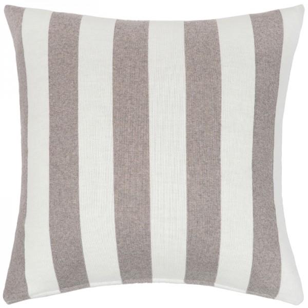 Merino Kissen Stripes beige lenz & leif