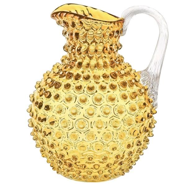 KLIMCHI Glaskrug Venezia Amber
