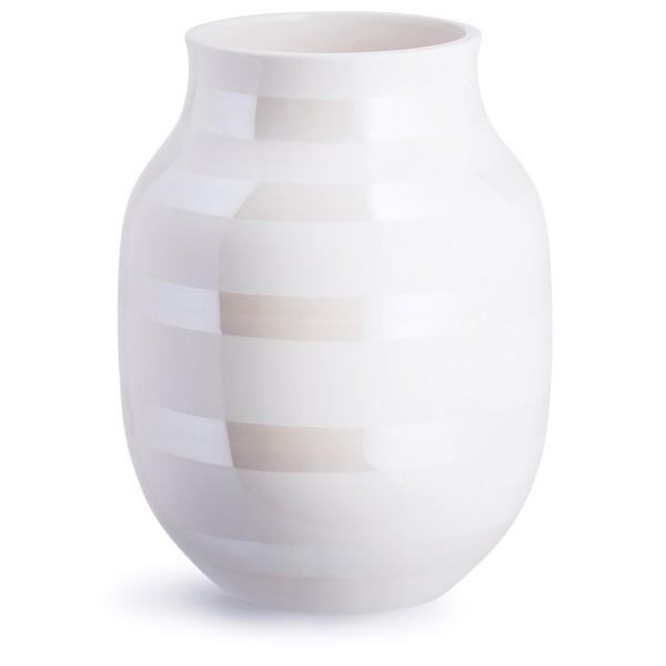 Omaggio Vasen Perlmutt 20 cm Kähler