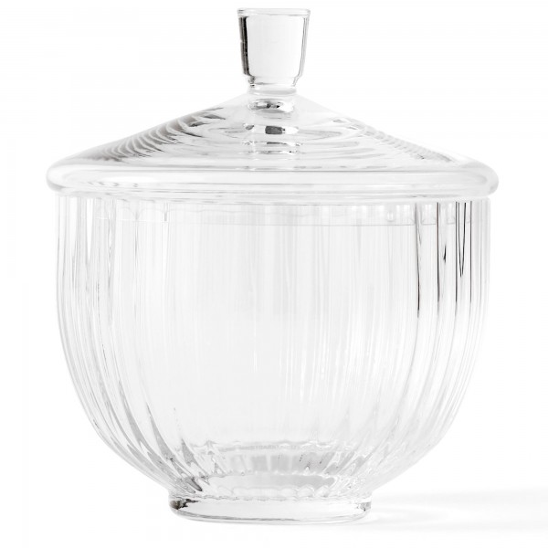 Lyngby Bonbonniere Glas Ø 14 klar