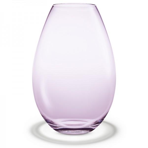 Cocoon Vase fuchsia Holmegaard
