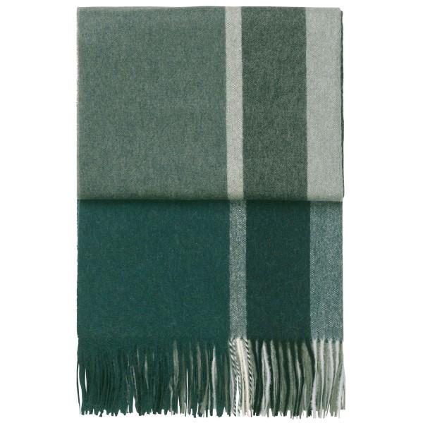 Alpaka Decke Manhattan grün elvang denmark