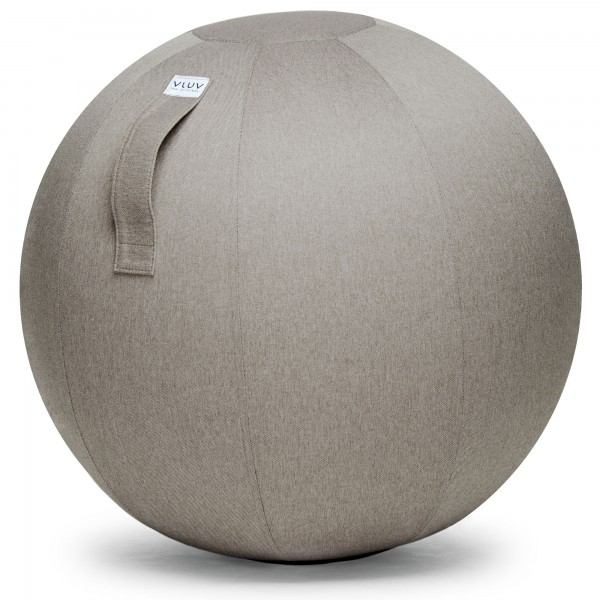 Sitzball LEIV stone vluv