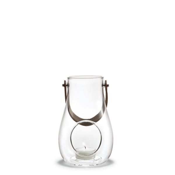 Holmegaard Design With Light Laterne Klar 16 cm