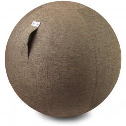 Design Sitzball Stoffbezug macchiato