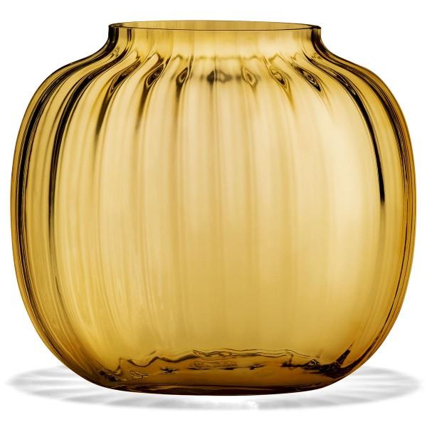Vase Primula amber 12,5 cm holmegaard