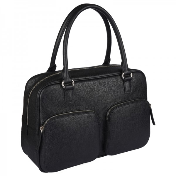 Chi Chi Fan City Bag schwarz