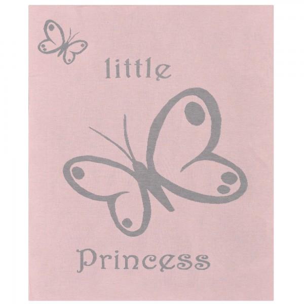 Babydecke Princessrosa  Eagle Products