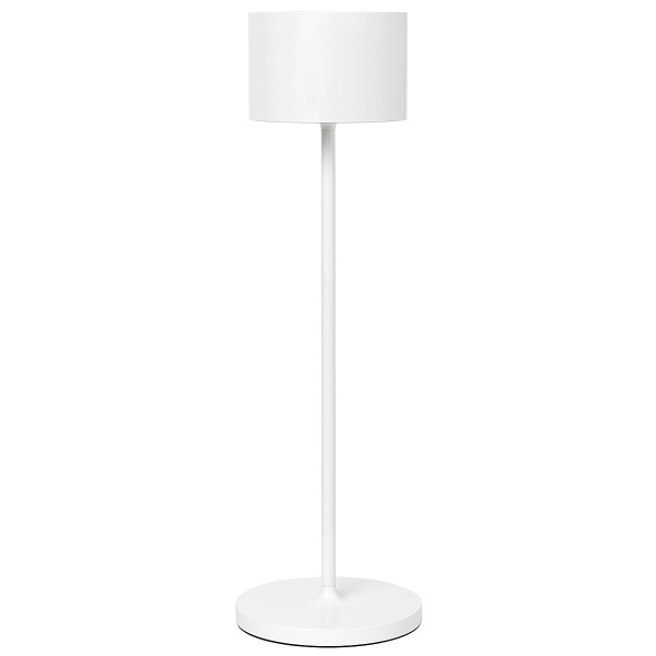Blomus Mobile LED Lampe Farol Weiß