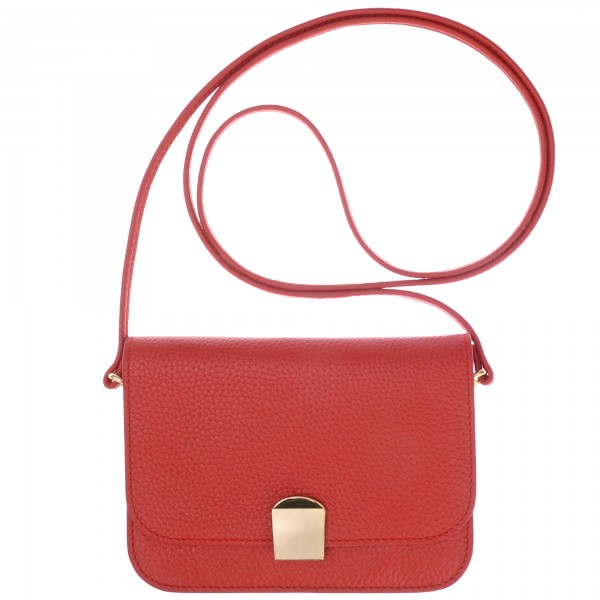 Flap Bag quer rot Chi Chi Fan