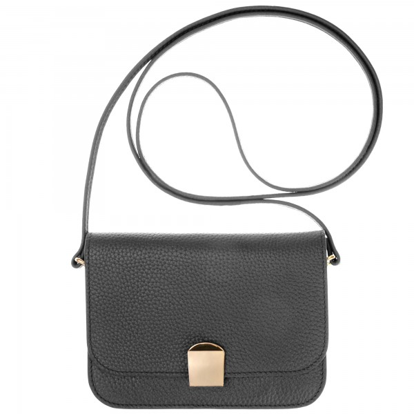 Flap Bag quer schwarz Chi Chi Fan