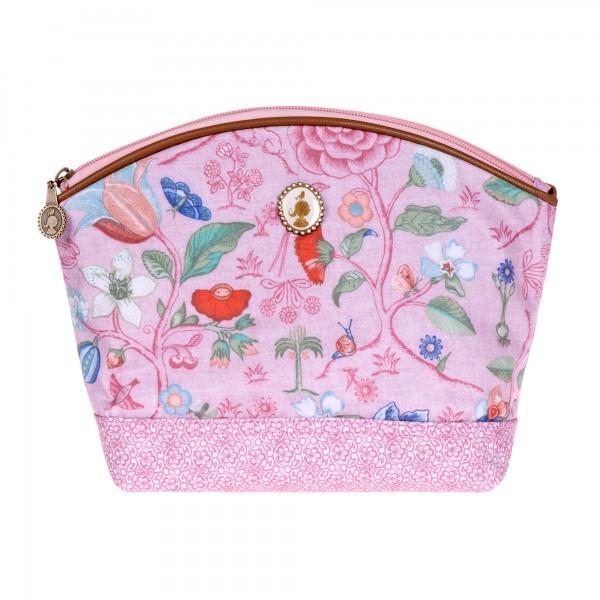 Kosmetiktasche Spring to Life pink PiP Studio
