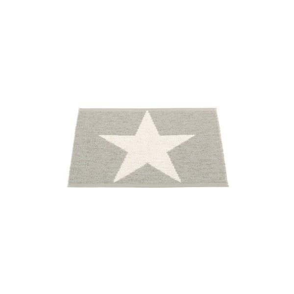 Teppich Viggo One warm grey 70 x 50 pappelina