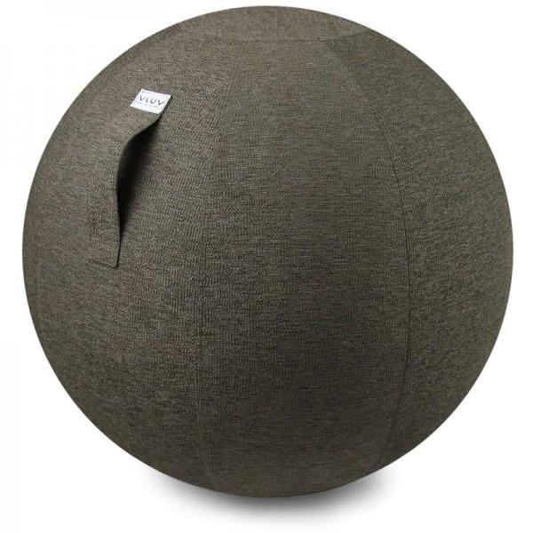 design sitzball stoffbezug greige vluv