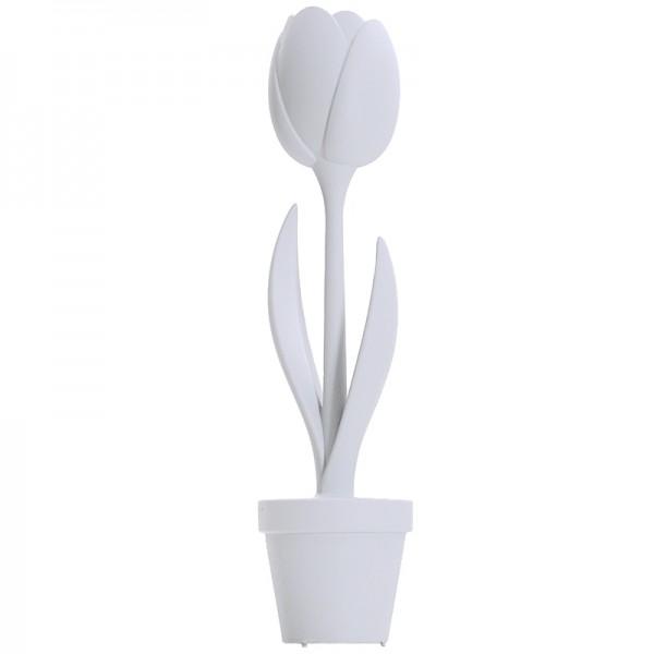 Leuchte Tulpe S weiß Myyour