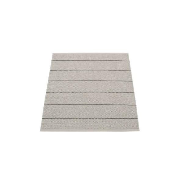 Teppich Carl warm grey 70 x 90 cm pappelina