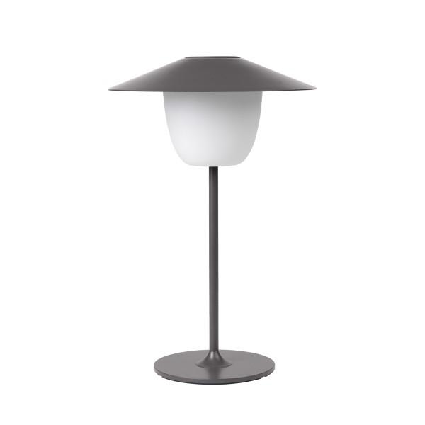Blomus Mobile LED Leuchte Ani Lamp S Warm Grey