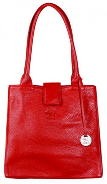 RedDog Design Handtasche Jackie rot