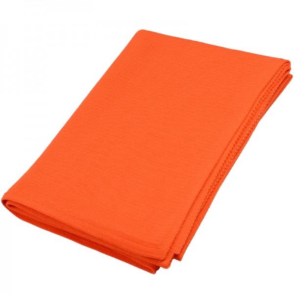 Merino Decke Valerie orange