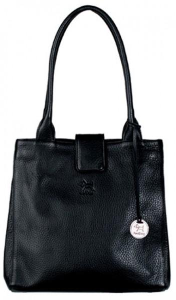 Handtasche Jackie schwarz