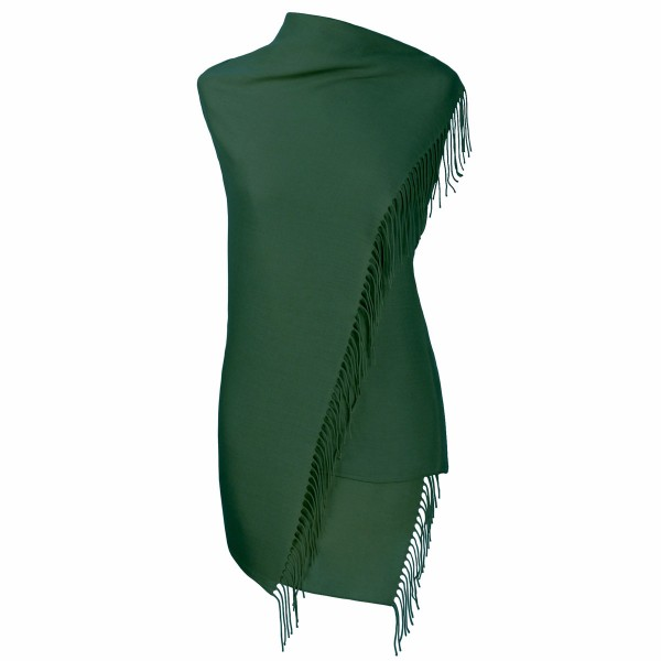 Pashmina Schal grün Fiolini