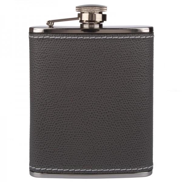 Taschenflasche grau Giobagnara
