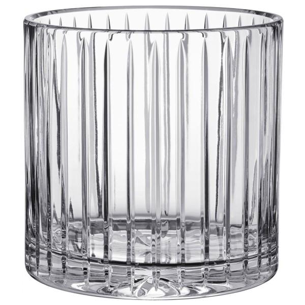 Newport Eiswürfelbehälter JFK Kristallglas