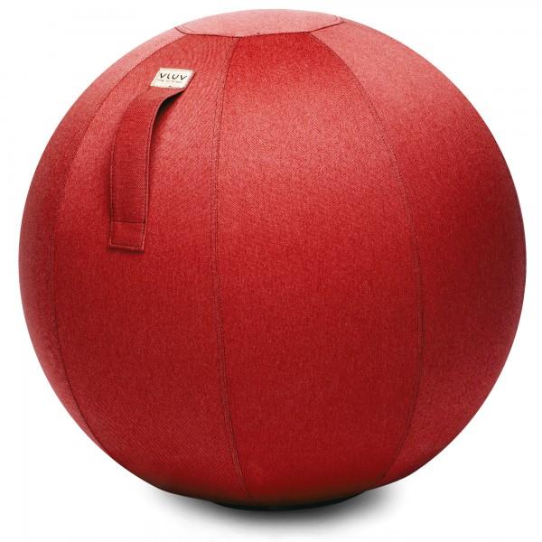 Sitzball LEIV ruby