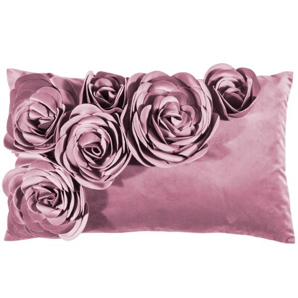 Kissenhülle Floral lilac pad concept