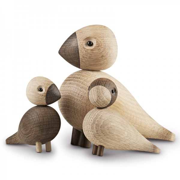 kay bojesen vogel the lovebirds by kay bojesen in the. Black Bedroom Furniture Sets. Home Design Ideas